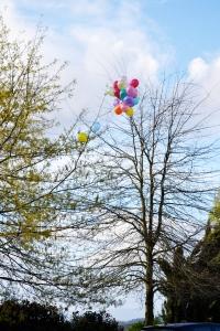 The runaway balloons
