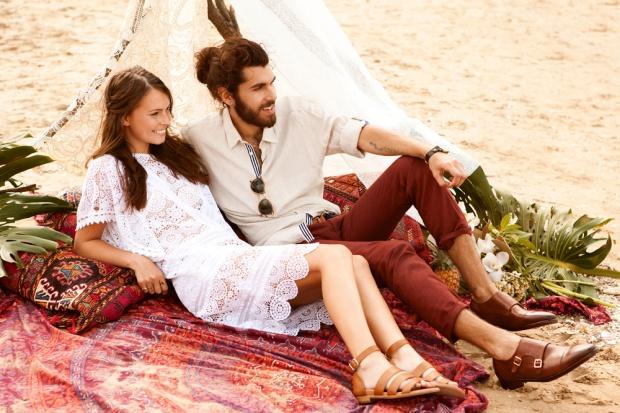 Bared-Footwear-beach-couple