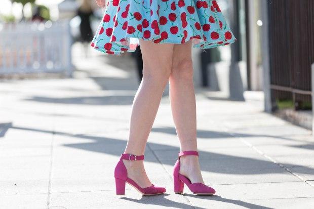 Bared Footwear
